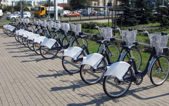 Zobacz jak popularny był rower miejski w Fordonie [RAPORT]