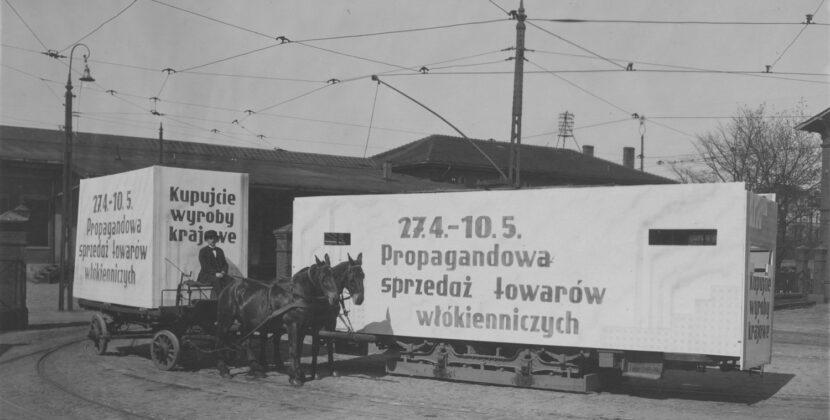 Historia reklamy mobilnej. W Bydgoszczy znana jest od blisko 100 lat!