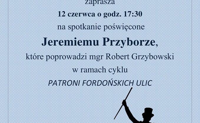 Kto jest patronem kina JEREMI?
