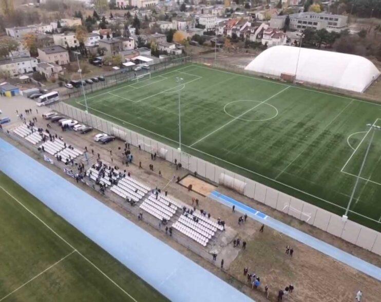 Stadion Zawisza – ul. Sielska, Bydgoszcz / Fordon