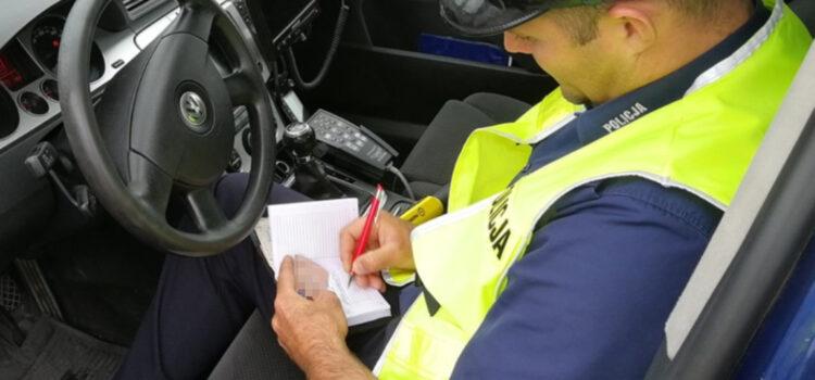 Fordońscy kierowcy ukarani za nieprawidłowe parkowanie przy Targowisku Białym