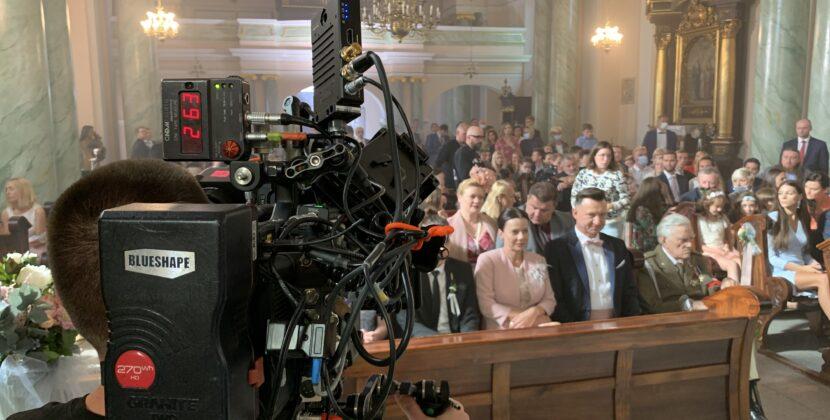 Zdjęcia do nowego filmu Wojciecha Smarzowskiego w Starym Fordonie